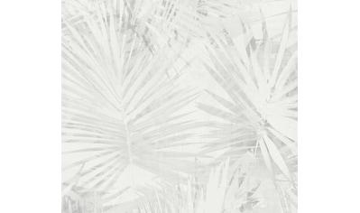living walls Vliestapete »Hygge«, botanisch-tropisch, Palmen-Print kaufen