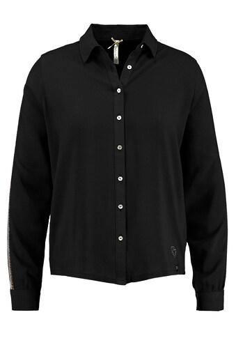 Key Largo Klassische Bluse »LARA«, mit auffälligen Seitenstreifen kaufen