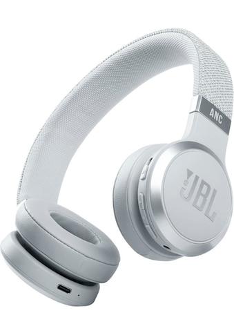JBL On-Ear-Kopfhörer »LIVE 460NC Kabelloser«, Bluetooth, Noise-Cancelling kaufen