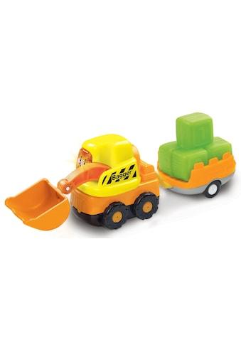 """Vtech® Spielzeug - Bagger """"Tut Tut Baby Flitzer Bagger und Anhänger"""" (Set, 2 - tlg.) kaufen"""