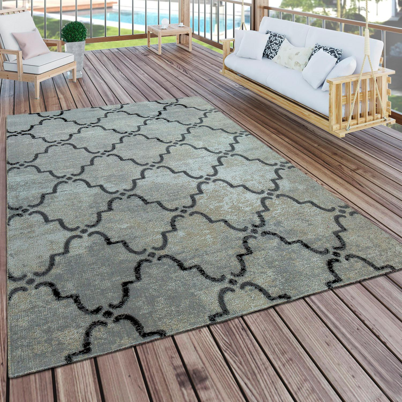Teppich Artigo 411 Paco Home rund Höhe 11 mm maschinell gewebt