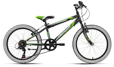 KS Cycling Kinderfahrrad »Scrawler«, 6 Gang, Shimano, Tourney Schaltwerk, Kettenschaltung kaufen