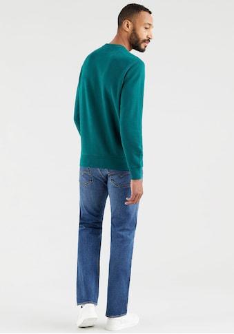 Levi's® Sweatshirt »LE NEW ORIGINAL CREW«, mit kleinem Logo-Badge kaufen