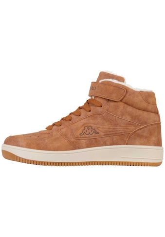 Kappa Sneaker »BASH MID FUR«, mit wärmendem Innenfutter kaufen