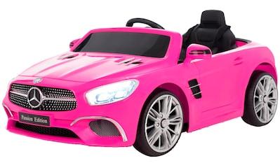 JAMARA Elektroauto »Ride - on Mercedes - Benz SL 400«, für Kinder ab 3 Jahre, 12 Volt kaufen