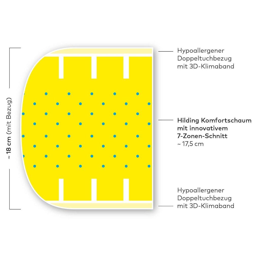 Hilding Sweden Komfortschaummatratze »Essentials Air«, (1 St.)