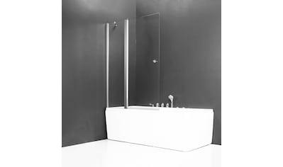 maw by GEO Badewannenaufsatz »Relax Vario«, Sicherheitsglas kaufen