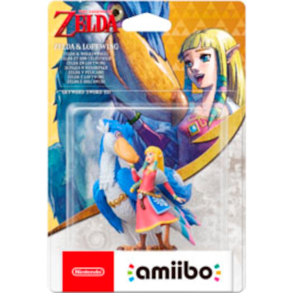 Nintendo Spielfigur »Zelda & Wolkenvogel amiibo«