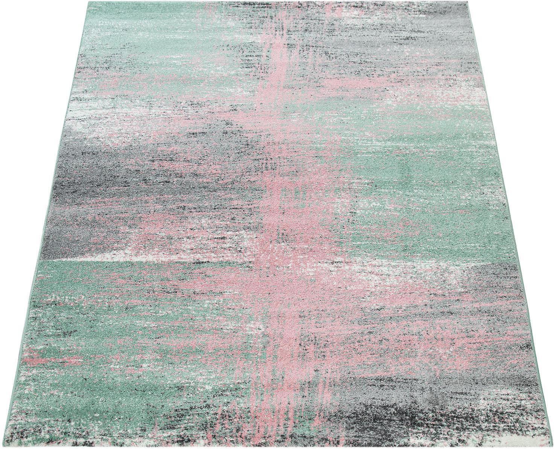 Teppich Mero 101 Paco Home rechteckig Höhe 17 mm maschinell gewebt