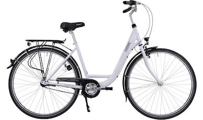 HAWK Bikes Cityrad »HAWK City Wave Premium White«, 3 Gang Shimano Nexus Schaltwerk kaufen