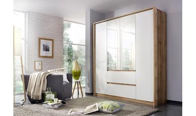 rauch ORANGE Kleiderschrank »Mainz«, mit Spiegelelementen kaufen