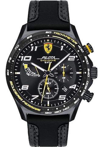 Scuderia Ferrari Chronograph »PILOTA EVO, 830718« kaufen