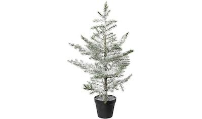 """Künstlicher Weihnachtsbaum """"Zimmertanne im Topf"""" kaufen"""