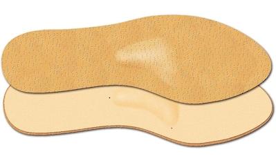Fußgut Einlegesohlen »Slim-Komfort-Einlage«, mit Spreizfuß-Pelotte kaufen