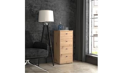 FORTE Kommode »Tempra«, Breite 38,6 cm kaufen