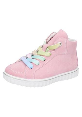 Ricosta Sneaker »Joyce mit Weiten Messsystem: mittel«, mit regenbogenfarbenen... kaufen