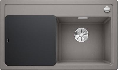 BLANCO Granitspüle »ZENAR 45 S«, aus SILGRANIT®, benötigte Unterschrankbreite: 45 cm kaufen