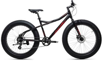 KS Cycling Fatbike »SNW2458«, 8 Gang Shimano Altus Schaltwerk, Kettenschaltung kaufen