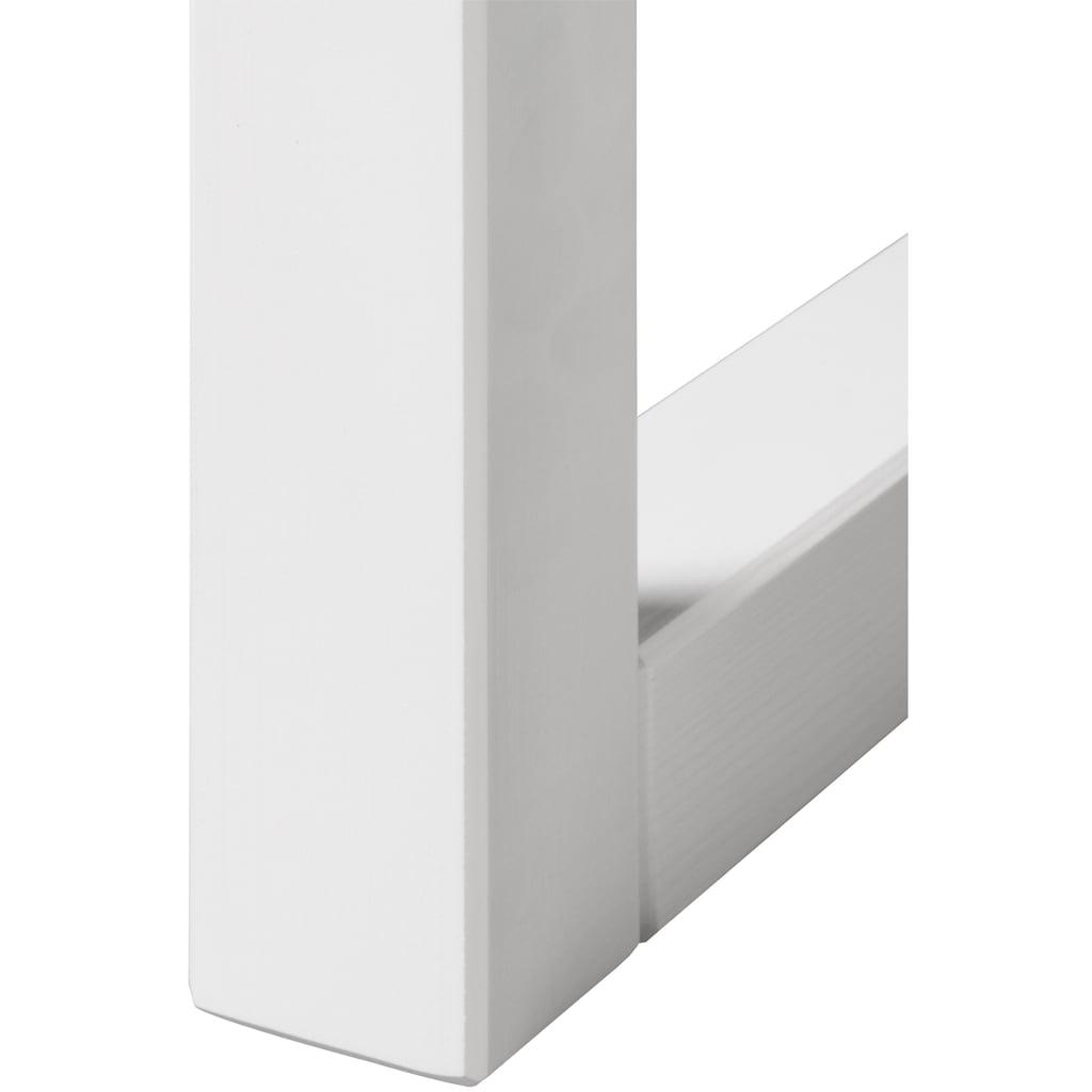 WELLTIME Badhocker »Venezia«, Breite 45 cm, aus Massivholz