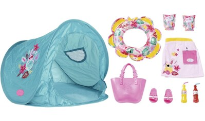 Baby Born Puppen Zelt »Holiday Strand Set« kaufen