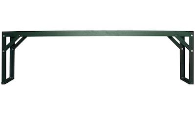 VITAVIA Pflanztisch , Alu - Tischaufsatz grün kaufen