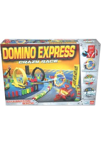 Goliath® Spiel »Domino Express Crazy Race«, mit Hindernissen kaufen