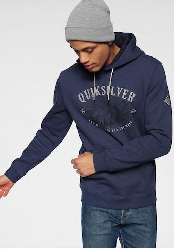 Quiksilver Kapuzensweatshirt »BIG LOGO SNOW HOODIE« kaufen