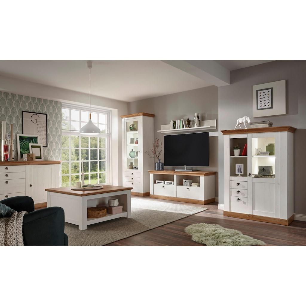 Home affaire Vitrine »Cremona«, Höhe 204 cm