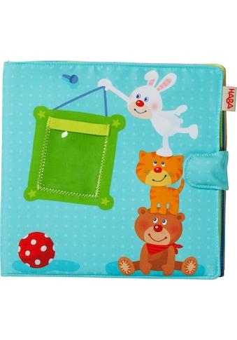 """Haba Greifspielzeug """"Baby - Fotoalbum Spielgefährten"""" kaufen"""