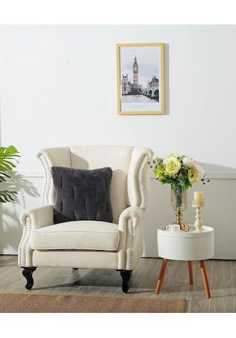 Star Home Textil Dekokissen »Merino«, aus besonders weichem Fellimitat kaufen
