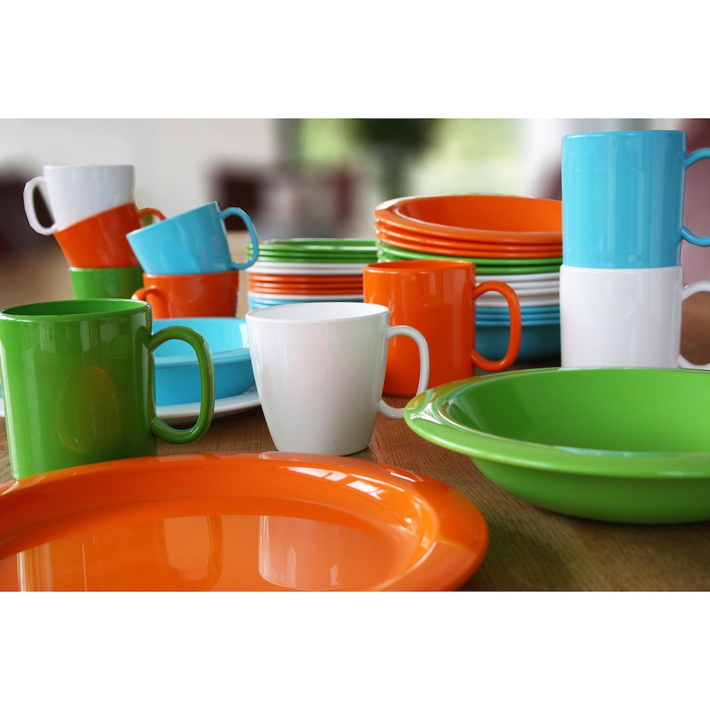 WACA Frühstücks-Set, (Set, 8 tlg.)