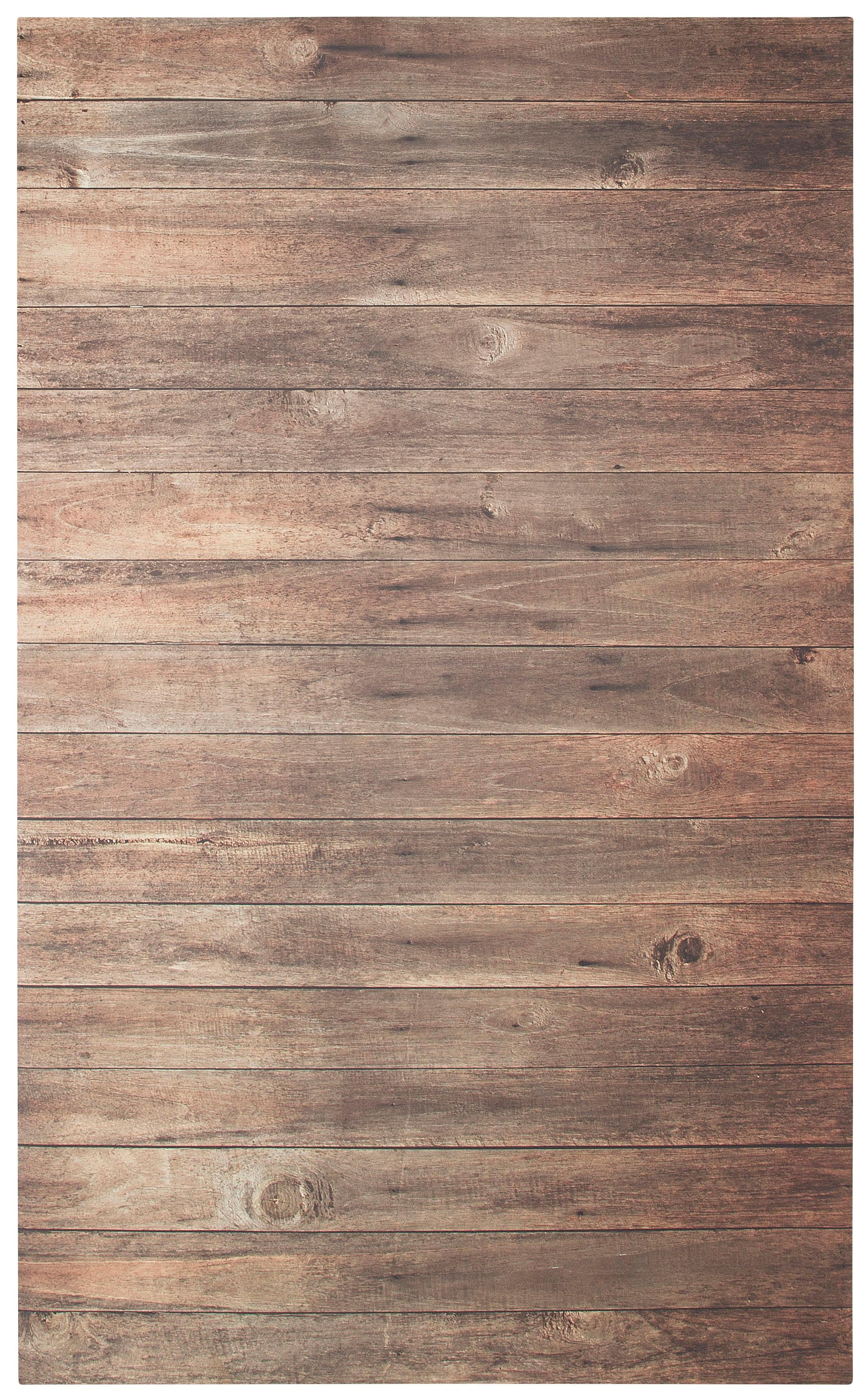 Vinylteppich Holz my home rechteckig Höhe 2 mm gedruckt