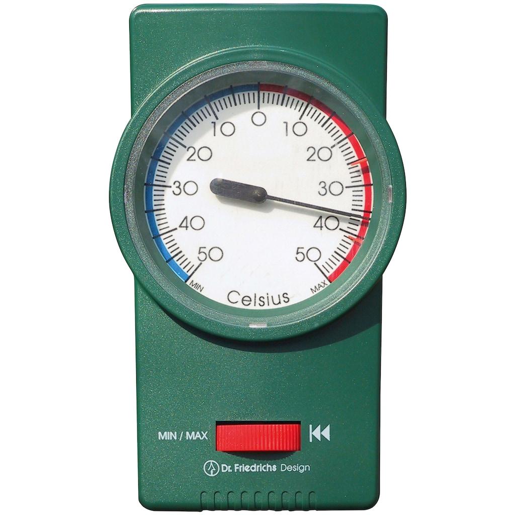 Vitavia Raumthermometer »Min-Max-Thermometer«, für Gewächshäuser