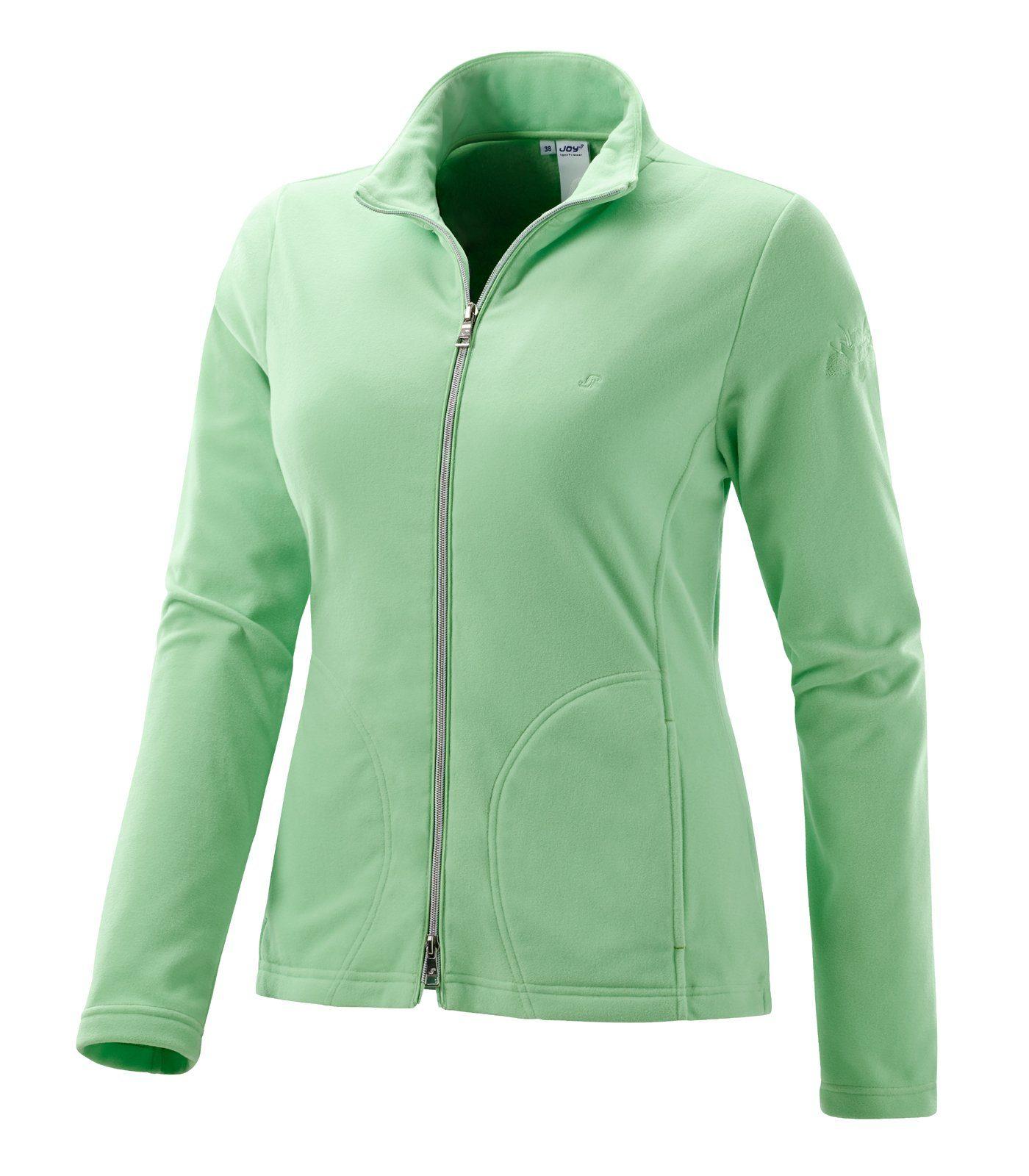 Joy Sportswear Fleecejacke DARCIE   Sportbekleidung > Sportjacken > Fleecejacken   Grün   Joy Sportswear