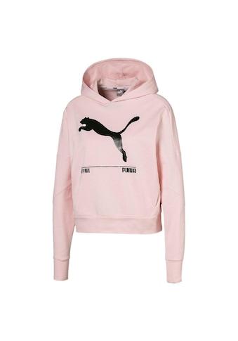 PUMA Kapuzensweatshirt »Nu - tility Hoody« kaufen