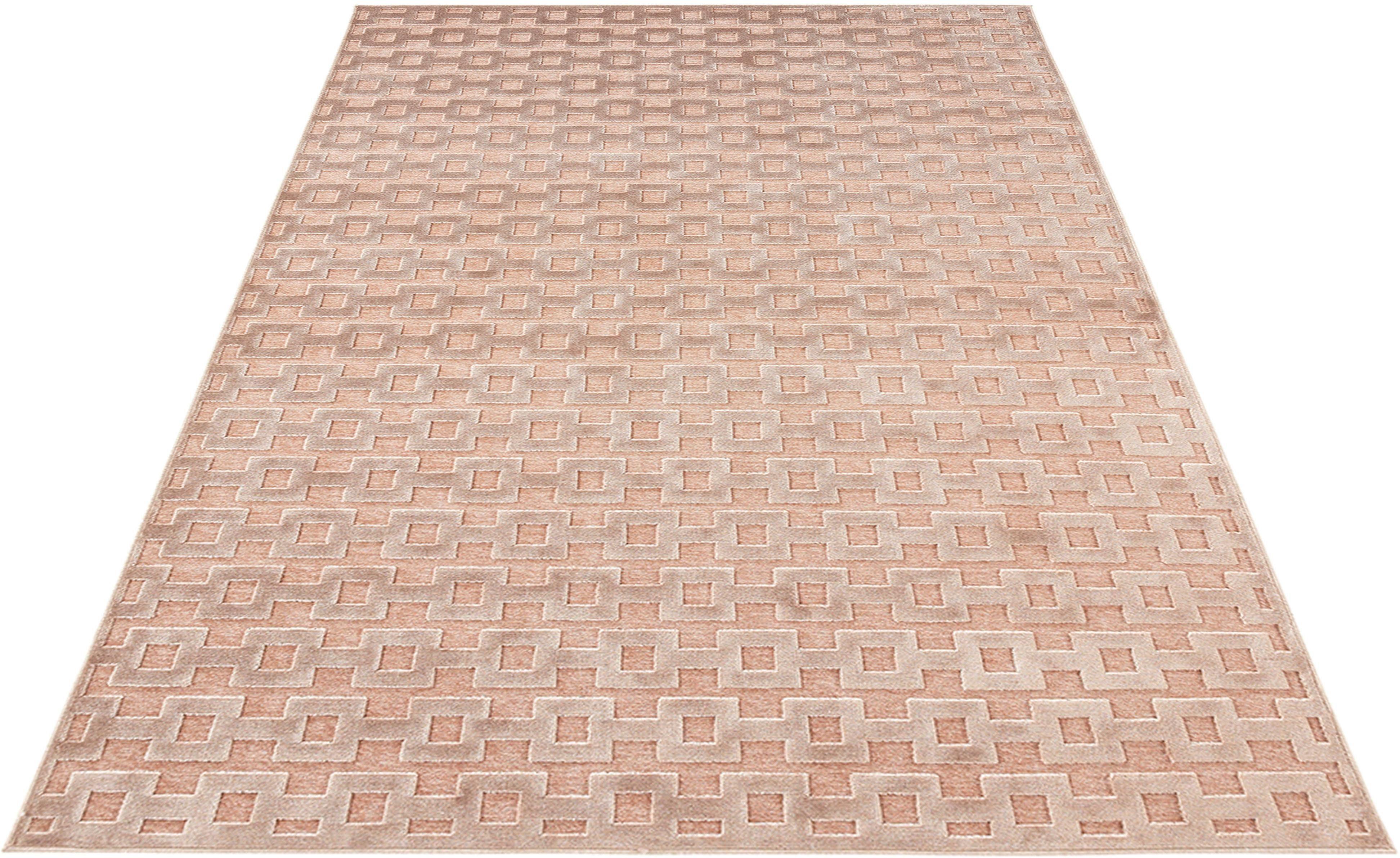 Teppich Bouton MINT RUGS rechteckig Höhe 4 mm maschinell gewebt
