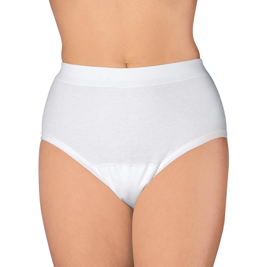 Inkontinenz-Slip bei leichter Harninkontinenz