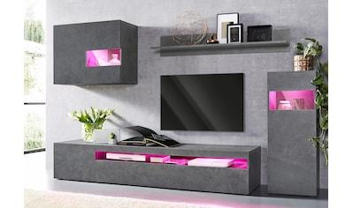 Tecnos Wohnwand (Set, 4 - tlg) kaufen