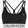 Calvin Klein Performance Sport-Bustier »MEDIUM SUPPORT SPORTS BRA«, mit Spaghettiträgern für leichten Halt
