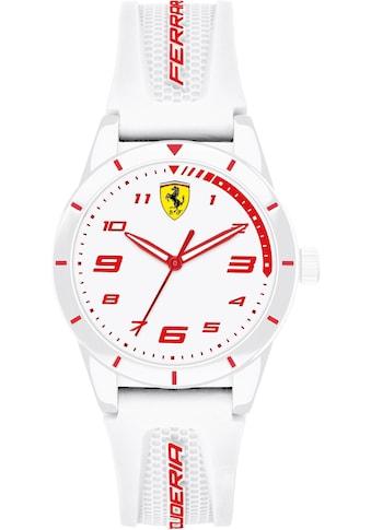 Scuderia Ferrari Quarzuhr »Redrev, 860011« kaufen