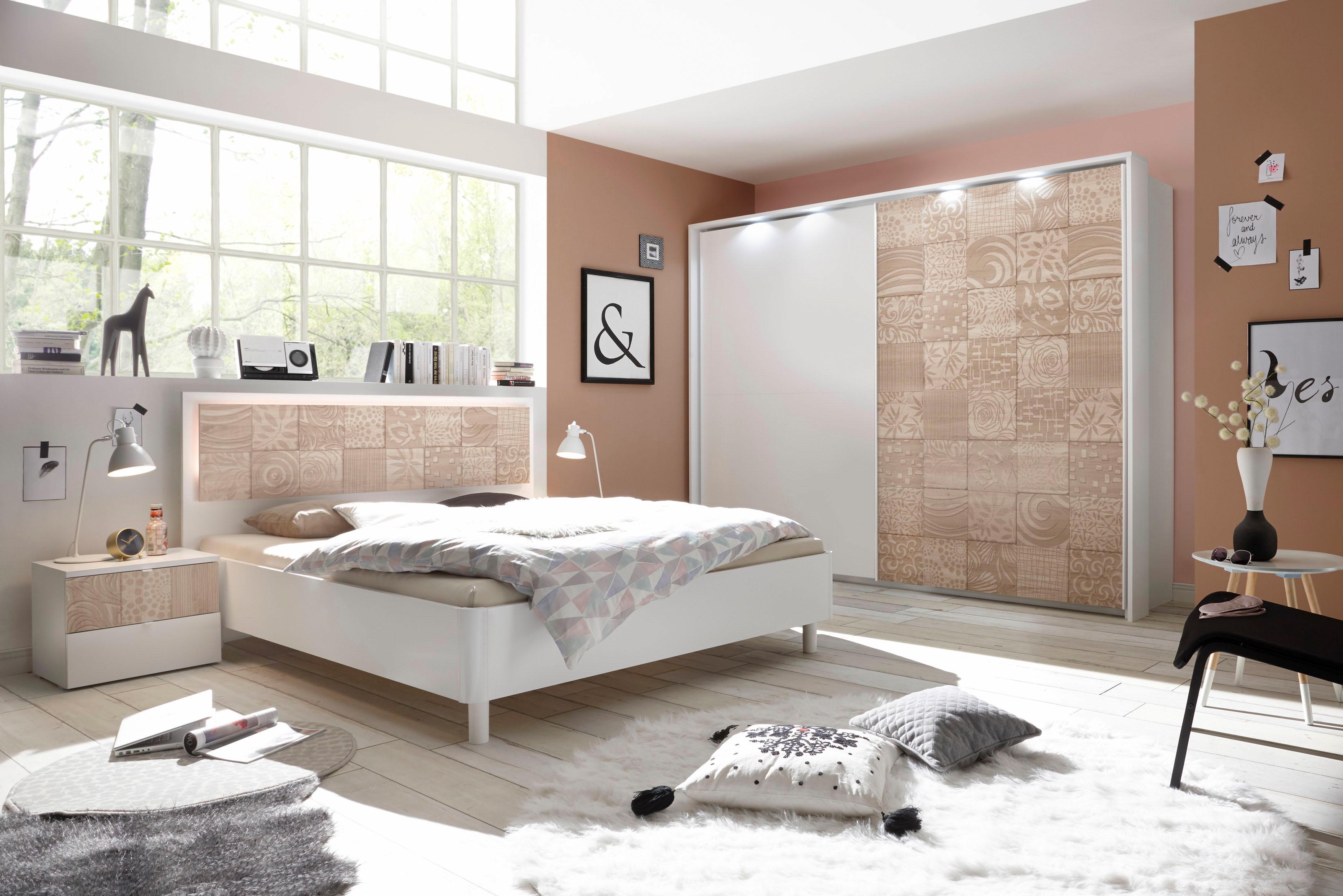 glanz-hochglanz Komplett-Schlafzimmer online kaufen | Möbel ...