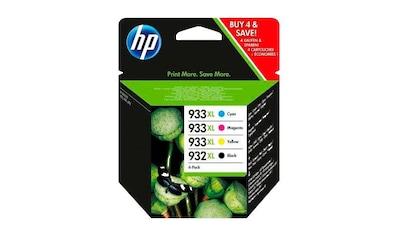 HP »HP 932XL, CN053AE schwarz« Tintenpatrone kaufen