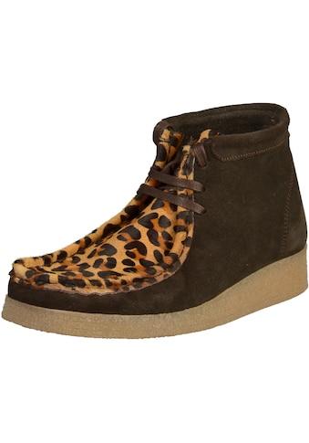 Bensimon Schnürstiefelette »Leder« kaufen
