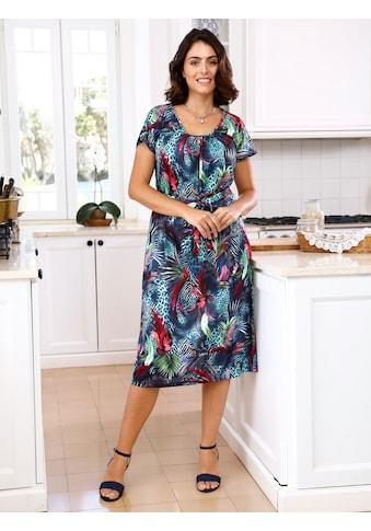 m. collection Jerseykleid, in floralem Druckdesign kaufen