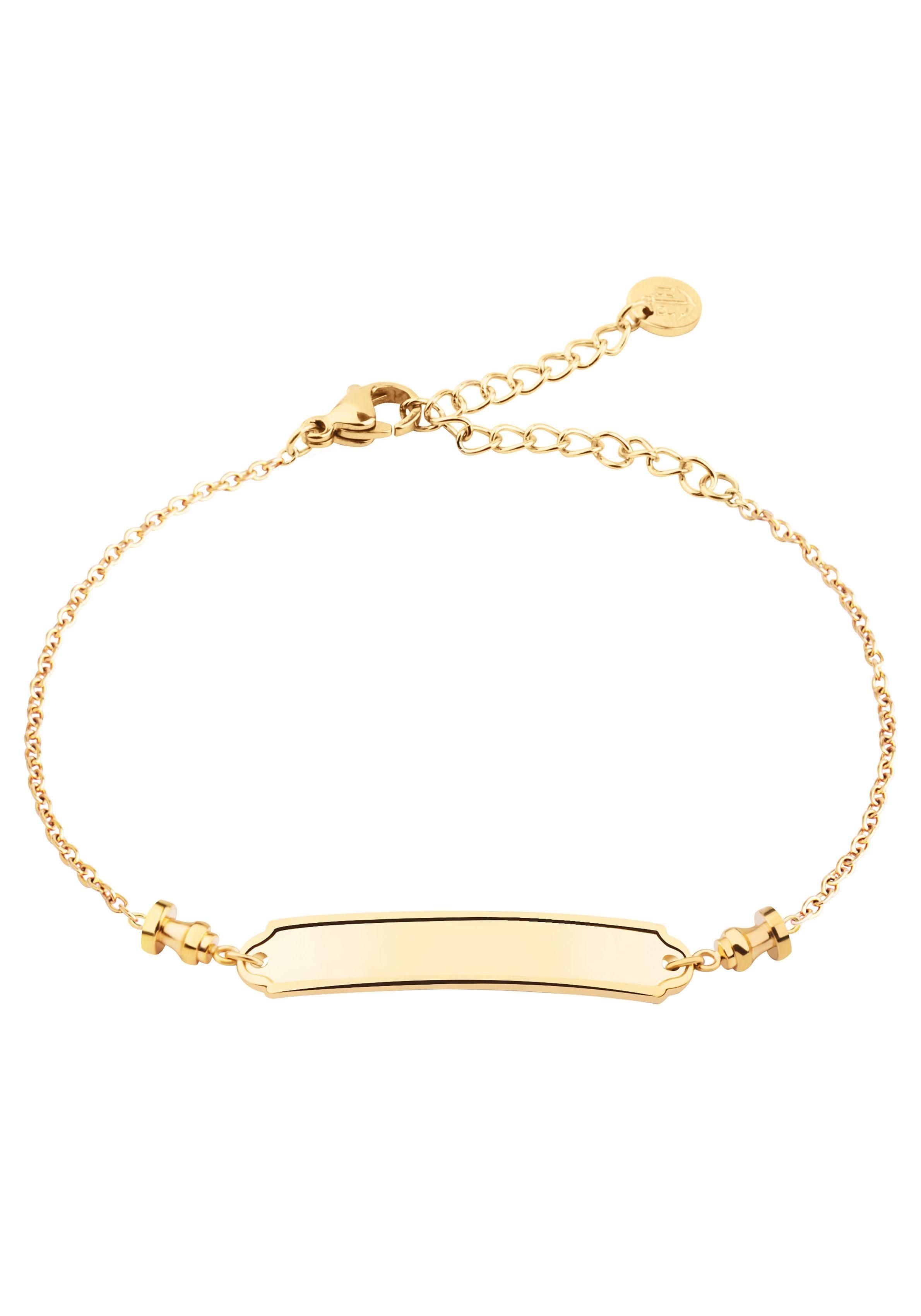 PAUL HEWITT Armband Armkette Pier IP Gold PH-B-PC-BL-G | Schmuck > Armbänder > Goldarmbänder | Paul Hewitt