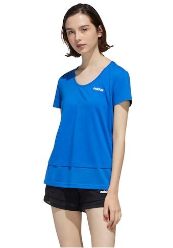 adidas Performance T - Shirt »W ESSENTIALS MM TEE« kaufen