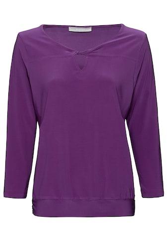 bianca 3/4 - Arm - Shirt »CLERY« kaufen