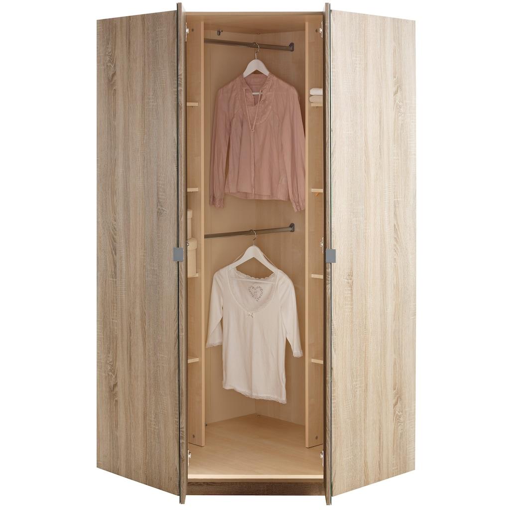priess Eckkleiderschrank »Malaga«