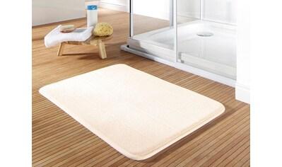 Badematte »Luxus Memory«, Gözze, Höhe 15 mm, rutschhemmend beschichtet, fußbodenheizungsgeeignet kaufen
