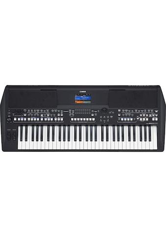 Yamaha Keyboard »PSR-SX600« kaufen